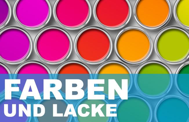 Gut gemocht Rohstoffe Farben- und Lackindustrie, Composite, Werkzeugbau VM96